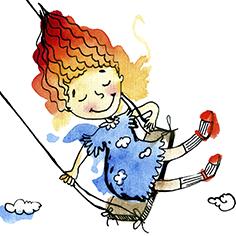 Иллюстрации к книге стишки-малышки