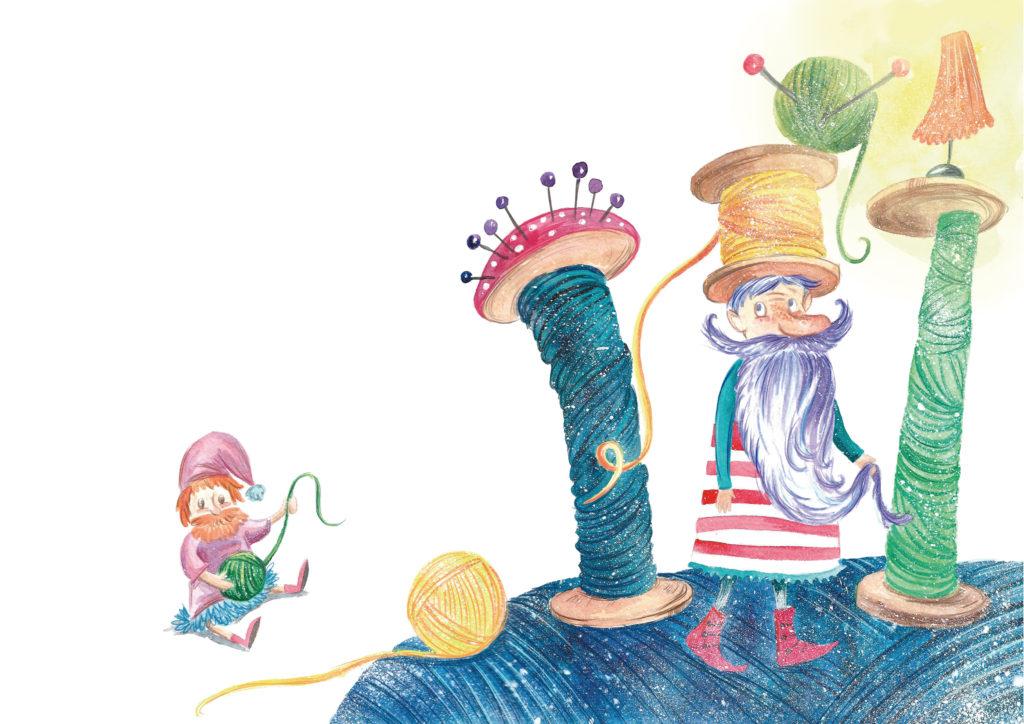 Иллюстрации к сказке на заказ