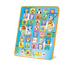 Дизайн детской игрушки-планшета