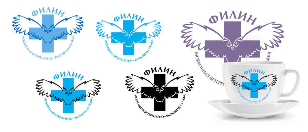 подбор цвета логотипа