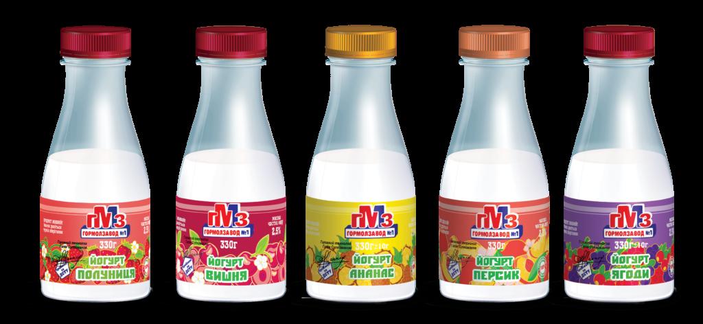 Питьевой йогурт ГМЗ