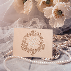 Свадебный логотип