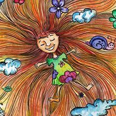 Иллюстрации Фокиной Анны к книге Анастасии Орловой